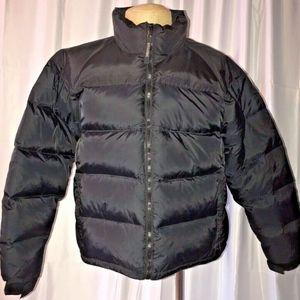 Marmot Mens Medium Goose Down Jacket Black